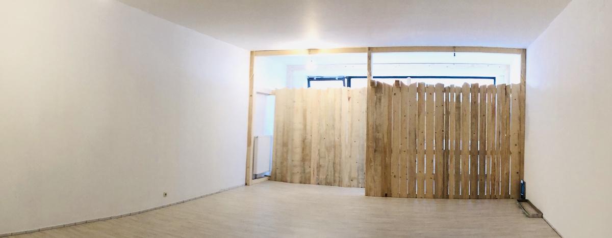 neuer Boden im studio